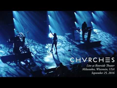 CHVRCHES - Full Concert Audio Only | Live in Milwaukee, Wisconsin, USA