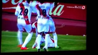Gol de Piti Mallorca - Rayo Vallecano 0-1 (1-1) 19/04/2013