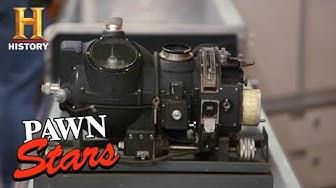 Pawn Stars: RARE WWII BOMBSIGHT IS A MAJOR VICTORY (Season 17)   History