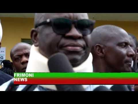 EKITI ELECTION: FAYOSE ALLEGED RIGGING AND...
