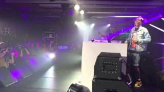 """Wiz Khalifa """"Dj Daddy Cat"""" drops """"UBER DRIVER"""" AT SXSW"""