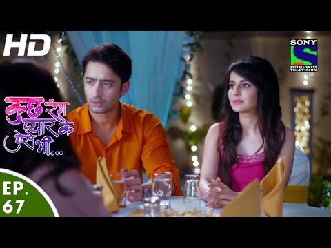 Kuch Rang Pyar Ke Aise Bhi - कुछ रंग प्यार के ऐसे भी - Episode 67 - 1st June, 2016