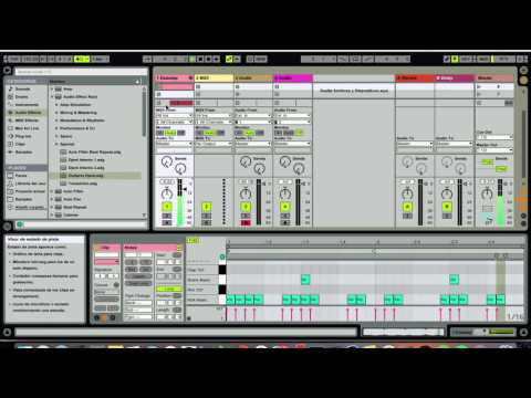 Ableton Live Controllerism en Español - 09 Warping y cuantización
