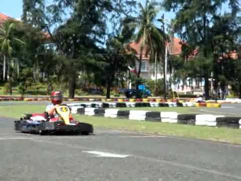 le mans go kart in subic youtube. Black Bedroom Furniture Sets. Home Design Ideas