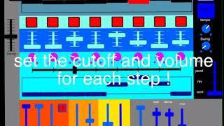 Pure DataMobMuplat SequencerDrum Machine