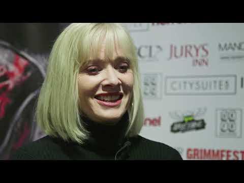 Barbara Crampton  Grimmfest 2018