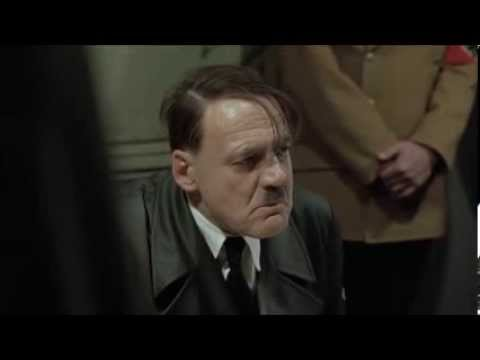 Hitler Finds out Flappy Bird is removed from App Store