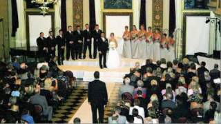 Chicago Wedding Officiant Thomas Witham on Facing Your Guests in a Wedding Ceremony.