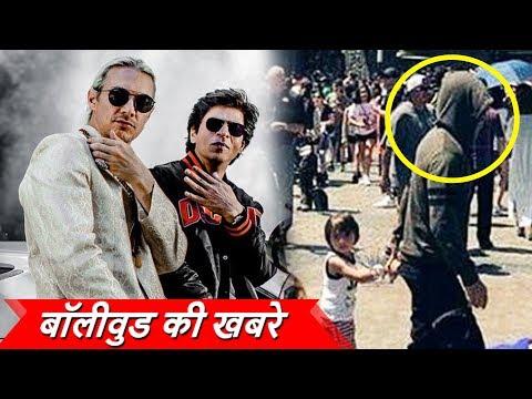 Jab Harry Met Sejal का Phurr Song का First Look, मुह छुपाते नजर आये Shahrukh Khan