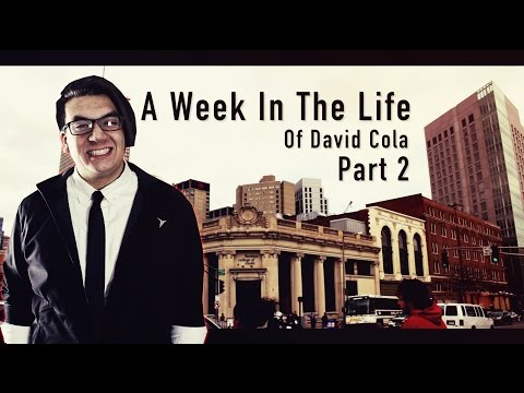 A Week In The Life of David Cola (At Berklee) Part 2