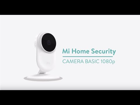 EASIEST way to secure your home | Mi Home Security Camera Basic