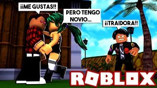 my boyfriend will put JEALOUS of another guy at ROBLOX (ROYALE HIGH) 😱