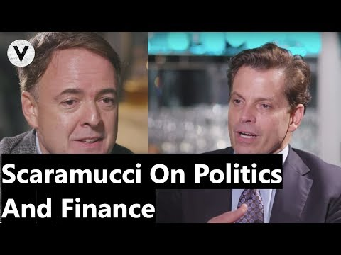 🔴 Anthony Scaramucci on Trump, Politics, and Finance | Real Vision Classics
