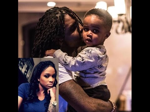 "Chief Keef Baby Mama Goes Back to Stripping and Calls him a ""Serial Reproducer"" who Doesn't PAY UP."