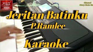 Jeritan Batin Ku KARAOKE || P.ramlee versi korgpa600