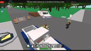 East Amherst Police Roblox