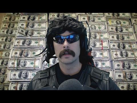 KSI Donates $1,000 to Dr Disrespect