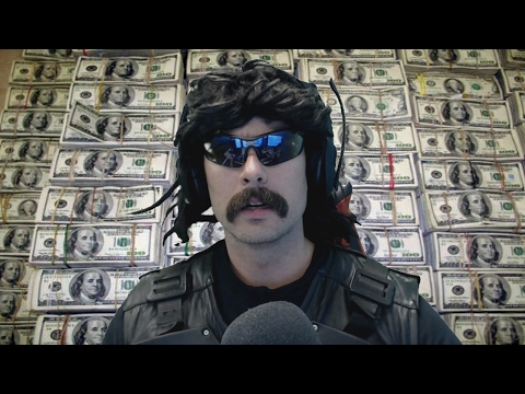 Dr disrespect says fuck my wife