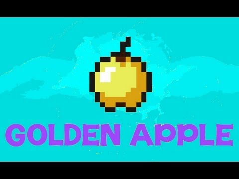 How To Craft Golden Apple