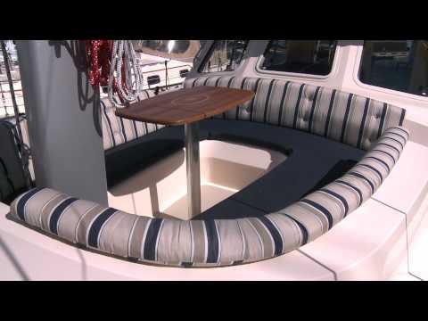 Island Packet SP Cruiser Test Sail