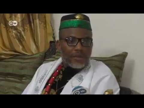 Nnamdi Kanu's Interview with German News outlet (Deutshe Welle)