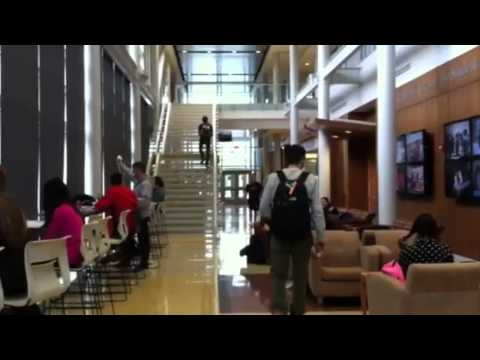 Tour of University of Maryland, College Park