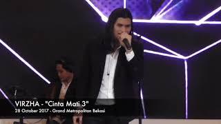 """Video VIRZHA - """"CINTA MATI 3"""" at Grand Metropolitan Bekasi - 28 Oct 2017 [GRANDMET NEWS] download MP3, 3GP, MP4, WEBM, AVI, FLV Maret 2018"""