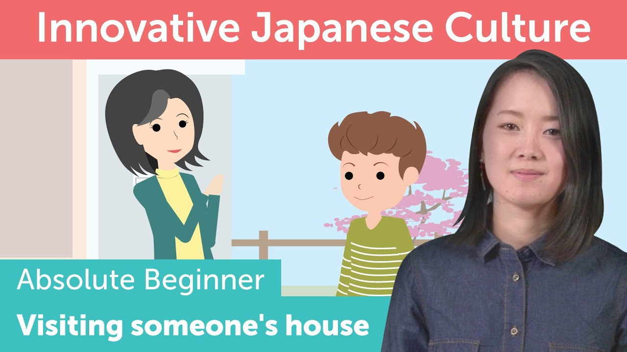 How To Visit Someones House Innovative Japanese Culture Youtube