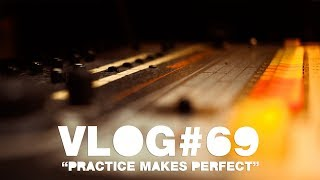 Armin VLOG #69 - Practice Makes Perfect