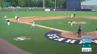 UNCW Baseball Highlights - UNC (May 15, 2018)