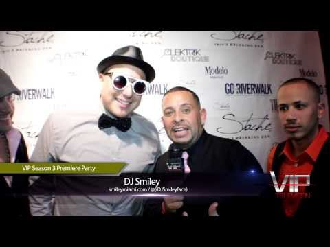 VIP TV Season 3 Premier Party at Club Stache! Travel Video