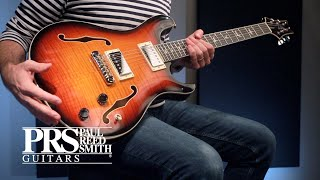 The SE Hollowbody II | PRS Guitars