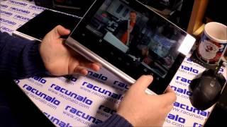 Lenovo Yoga Tablet 2 - video test (26.11.2014)(http://www.racunalo.com/lenovo-yoga-tablet-2-recenzija-dostojan-nasljednik-prvog-yoga-tableta/ Prije točno godinu dana prvi smo u Hrvatskoj i regiji isprobali ..., 2014-11-26T15:50:00.000Z)