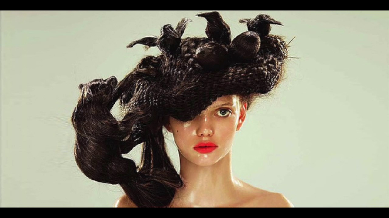 Hair Styles For Picture Day: Crazy Hairstyles That Look Like Animals