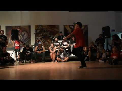 [Top4] Bboy B.Rad vs Diego Garcia