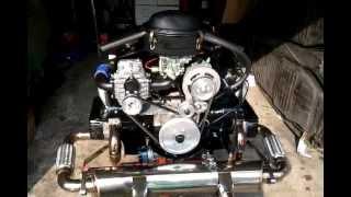 Type Supercharged Vw Beetle Engine 1600cc Turbo
