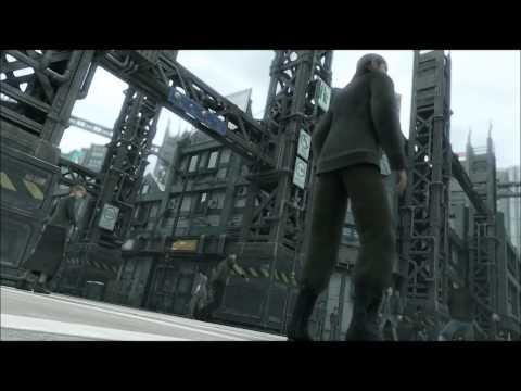 Final Fantasy VII: Advent Children Complete AMV - Born To Be Wild (Hinder)