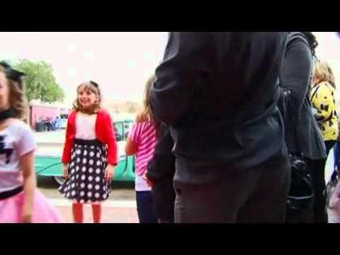The Cactus Kids Walk the Red Carpet- Elvis Tribute 2012