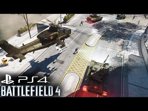 Battlefield 4 PS4 Gameplay - MASSIVE BATTLE!! Multiplayer Livestream NEXT GEN Playstation 4