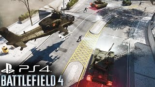 Battlefield 4 PS4 Gameplay - MASSIVE BATTLE!! Multiplayer Livestream NEXT GEN Playstation 4