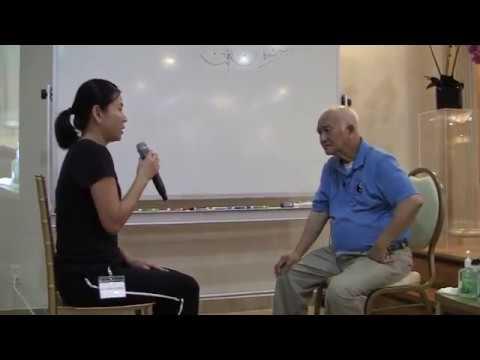 Tê đau chân, mông, bả vai Thầy Lý Phước Lộc