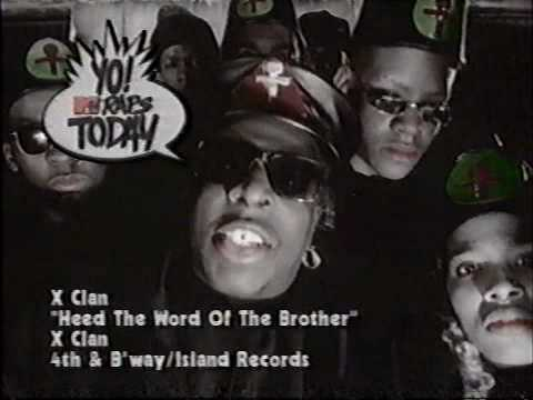 X Clan - Heed The Word Of The Brother (Video)