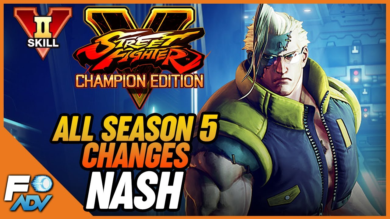 street fighter v new characters season 5