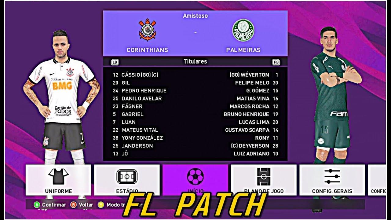 FL PATCH / GAMEPLAY JOGÃO / NARRAÇÃO CLÉBER MACHADO TOP / XBOX 360