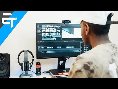 The BEST Monitor For Content Creators - BenQ PD2710QC Review