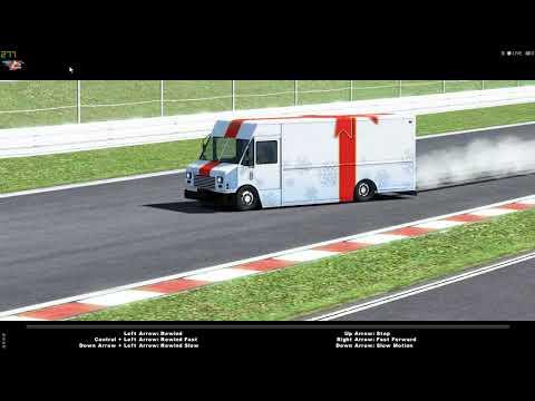 rFactor 2 Boxmaster 2015 4WD 3000BHP