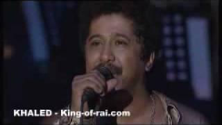 Cheb Khaled - Wahran Wahran Live الشاب خالد وهران