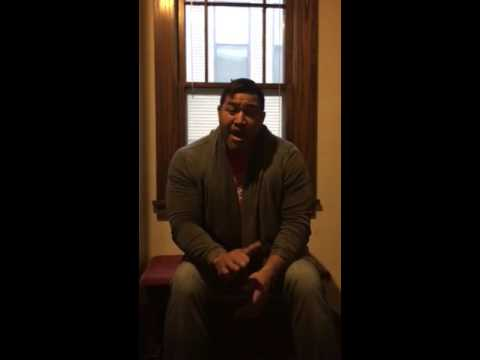 Esera Tuaolo (NFL player)- I can't make you love me