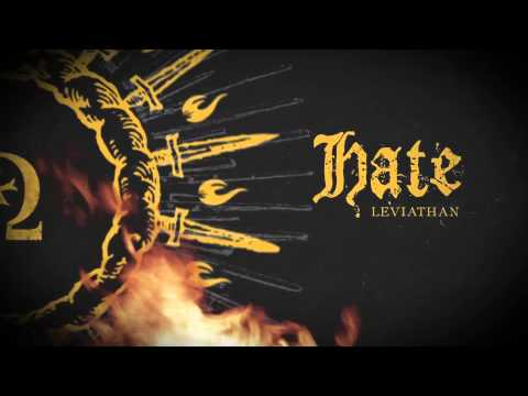 HATE - Leviathan (Official Lyric Video) | Napalm Records