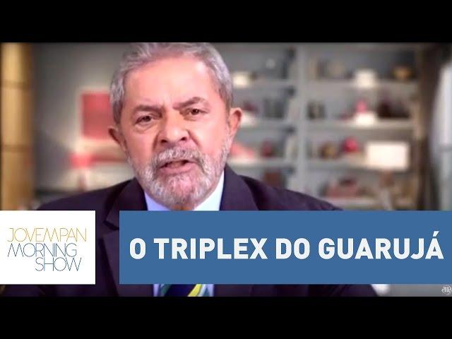 Advogado do ex-presidente diz ter prova de que o triplex do Guarujá não é de Lula | Morning Show